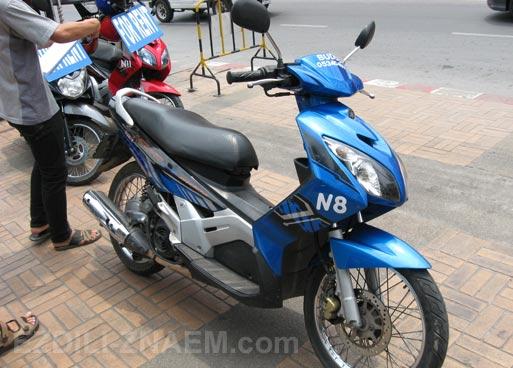 Секреты аренды мотобайка в Тайланде
