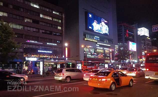 Отзыв о Южной Корее. Что удивило в Сеуле