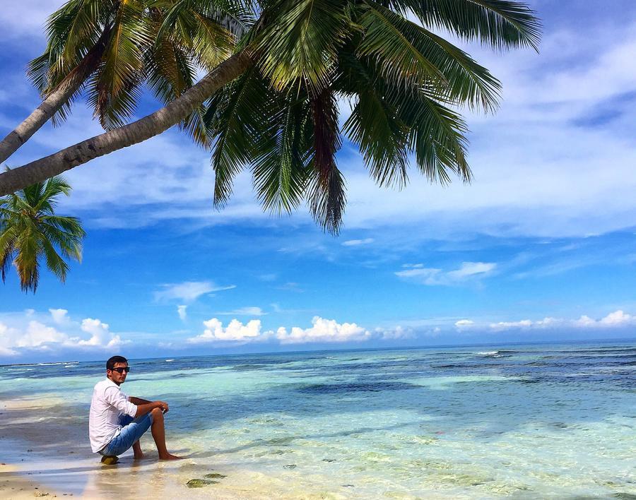 Как отдохнуть недорого на Мальдивах