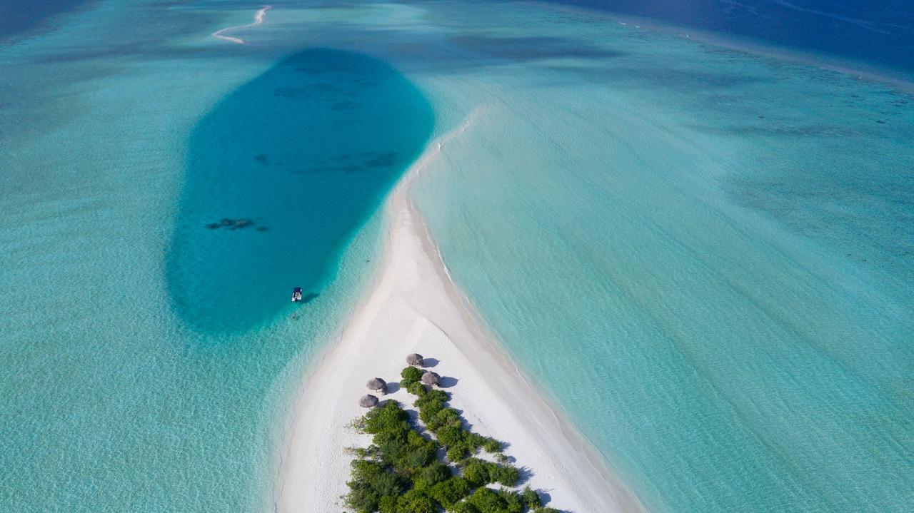 Фото Thoddoo Retreat. Пляж на Мальдивах