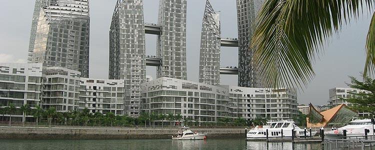 как живут миллионеры. Сингапур