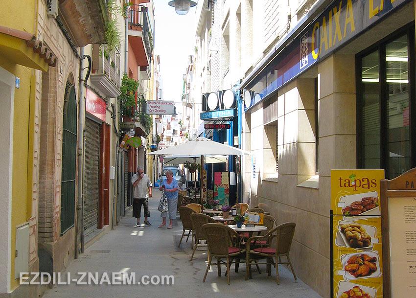 Старый квартал Бланеса
