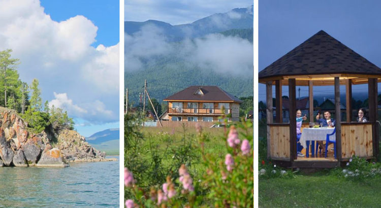 Базы отдыха на Байкале: 11 лучших турбаз Байкала
