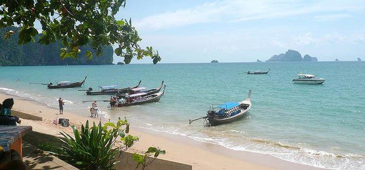 Отдых в Краби, Таиланд