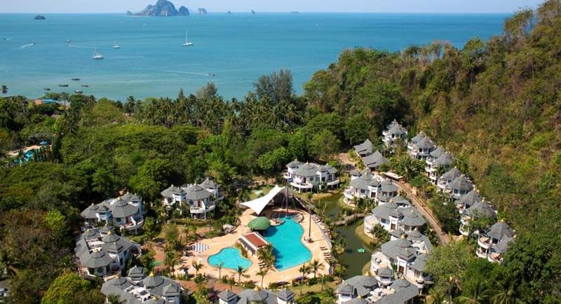 Отель Краби Ресорт в Ао Нанге