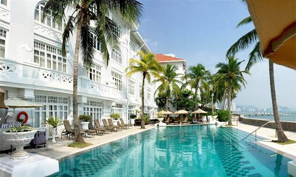 Отель Eastern & Oriental Hotel