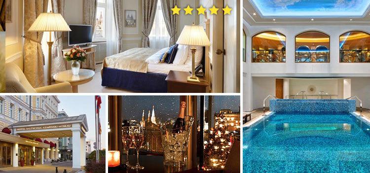6 отелей Москвы, где отдыхаешь как на курорте