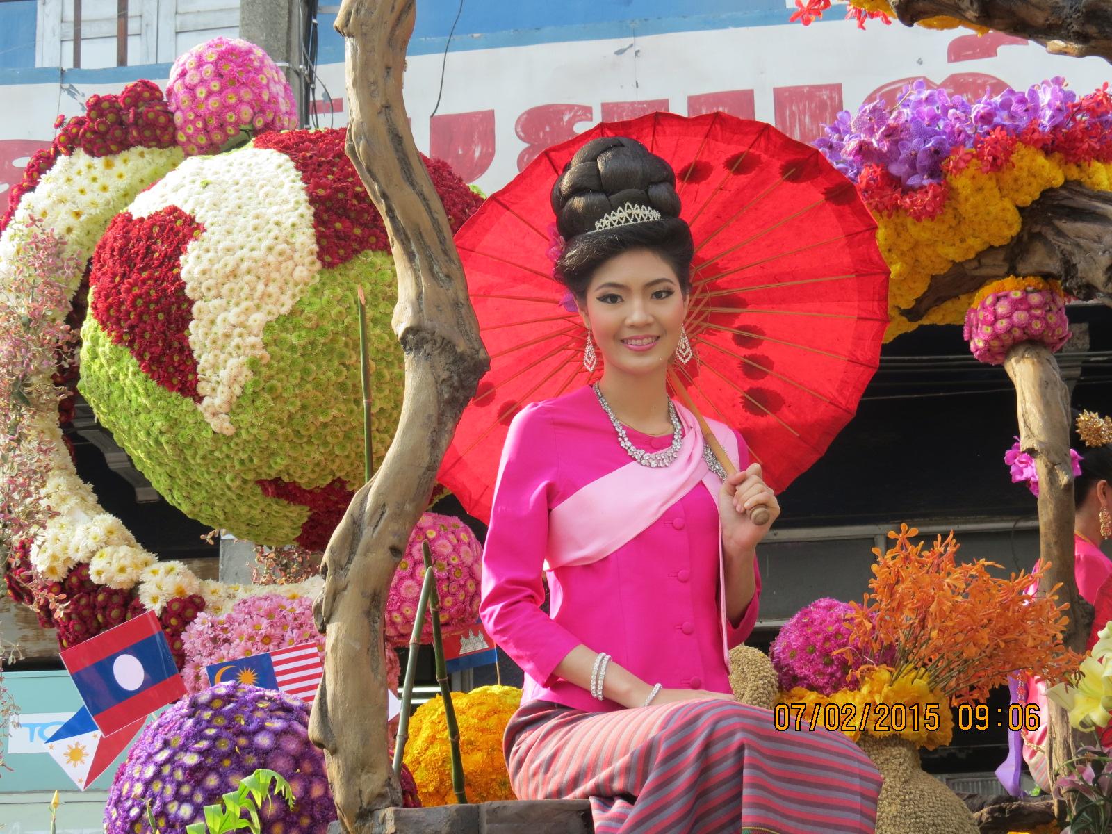 Фото цветы в тайланде