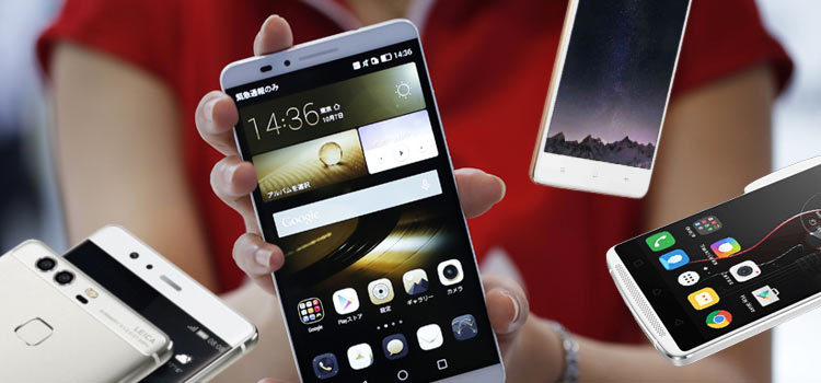 Какие китайские смартфоны можно купить в Таиланде