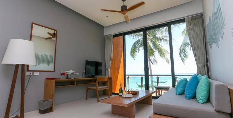 """Отель """"Idyllic Concept Resort"""" на Ко-Липе"""