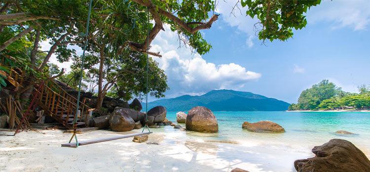 Остров Липе в Таиланде