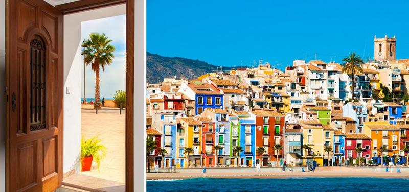 Вильяхойоса в Испании