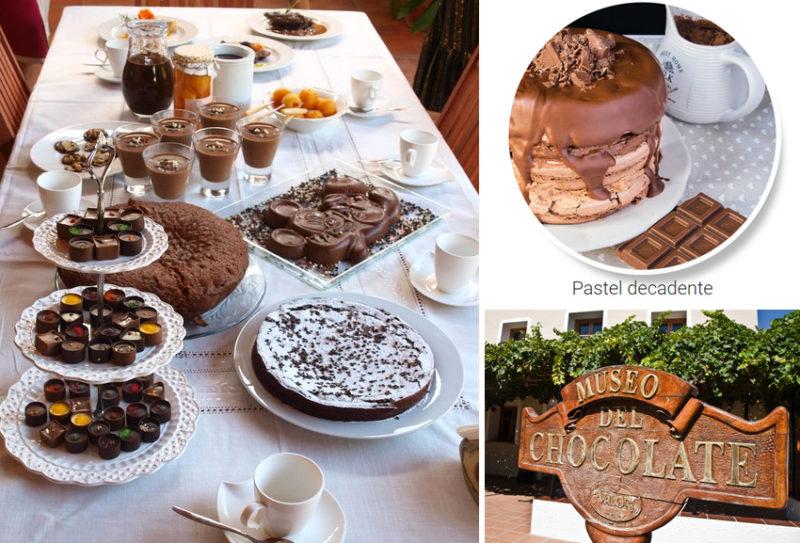 Шоколад, Вильяхойоса, Испания