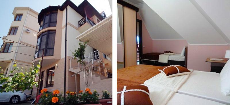 Гостевой дом в Геленджике