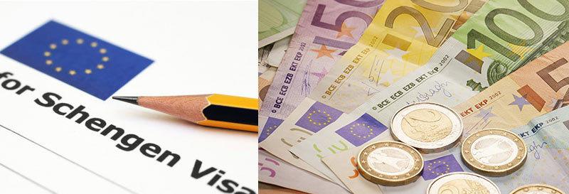 Подтверждение финансовой состоятельности при получении шенгенской визы