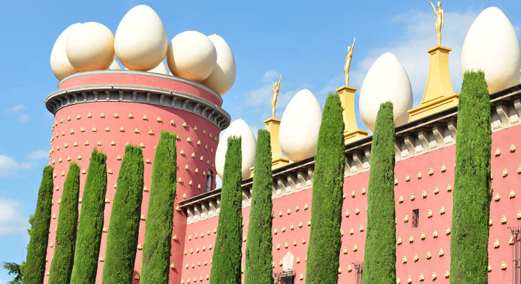 Как самостоятельно съездить в театр-музей Дали в Фигейрасе, Испания