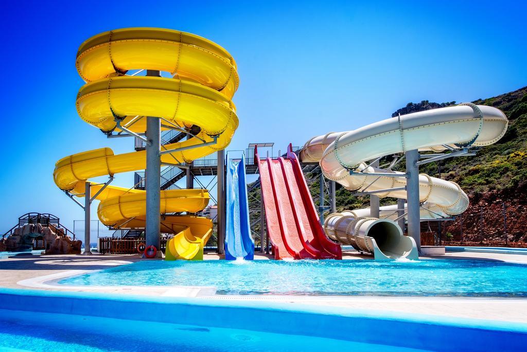 Отель в Греции с аквапарком, smartline Village Resort & Waterpark, Херсониссос