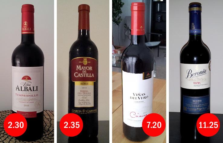Как Выбрать Вино В Испании 2014