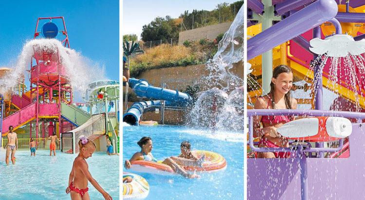 Отели с аквапарком в Греции: 8 самых лучших отелей для отдыха с детьми