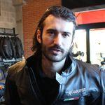 По Милану на мотоцикле