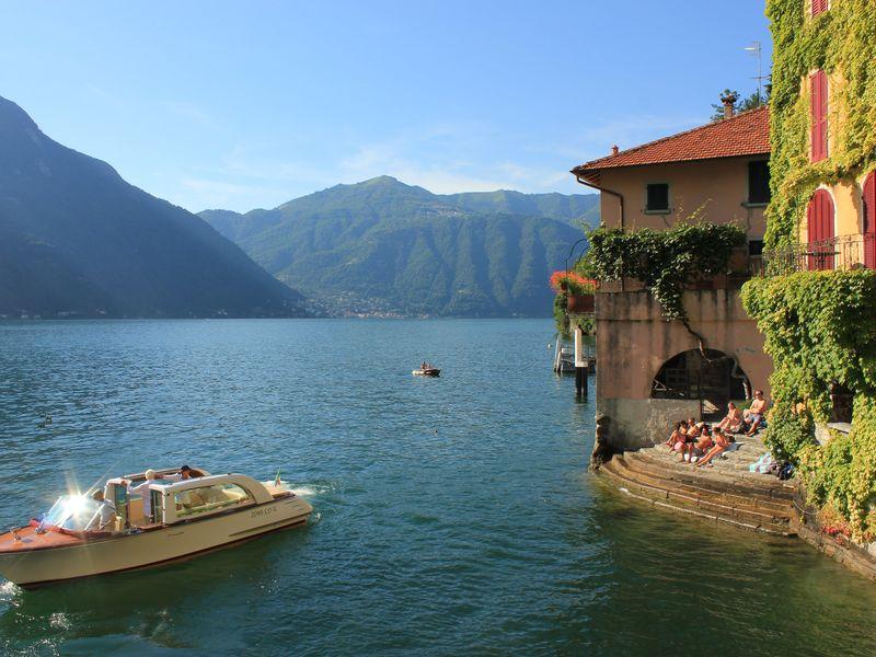 Италия, озеро Комо