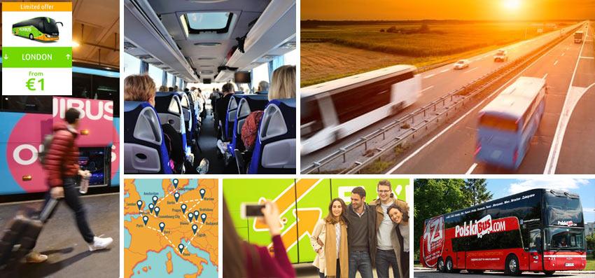 Полезные советы для путешествий по Европе на автобусе