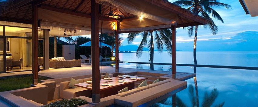 Как арендовать виллу в Тайланде