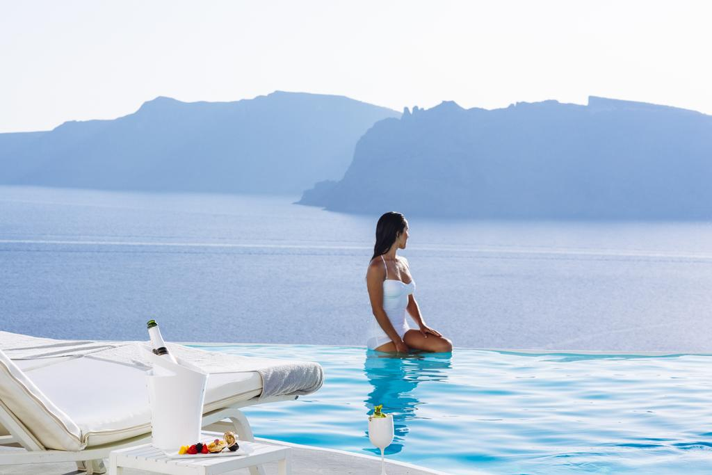 Бутик-отель Katikies в Греции