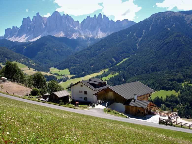 Отель Rieferhof, Доломитовые Альпы, Италия