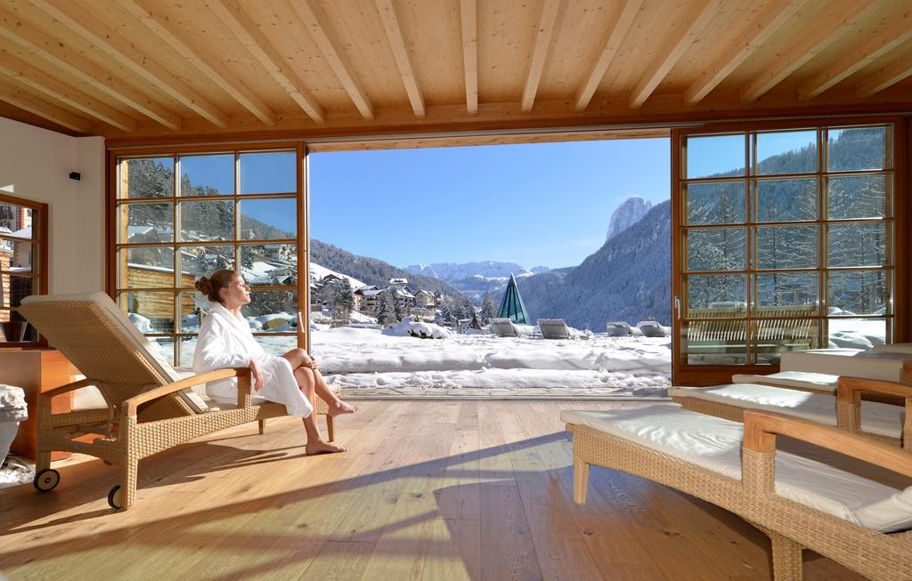 Курортный отель Adler Residenz, Италия, Доломитовые Альпы