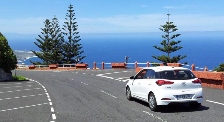 Тенерифе - на авто вокруг острова за один день