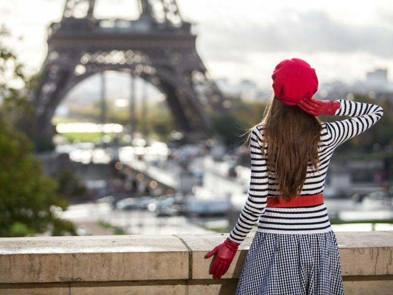 Фотосессия в Париже