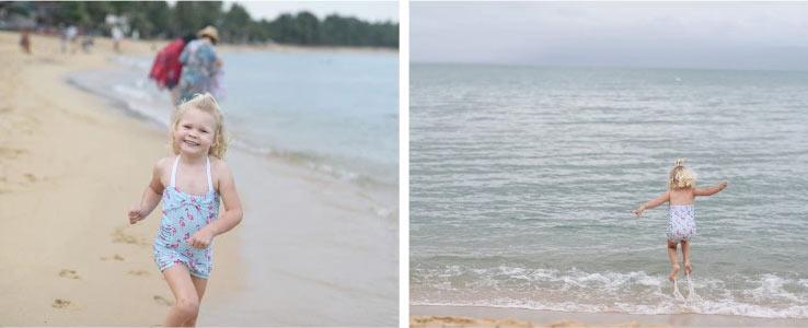С ребенком на Самуи. Какой пляж лучше