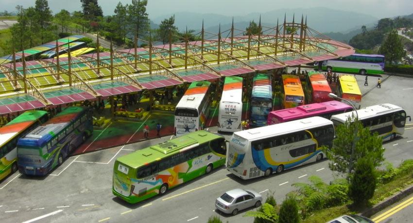 На автобусе по Малайзии - как ездить, как покупать билеты