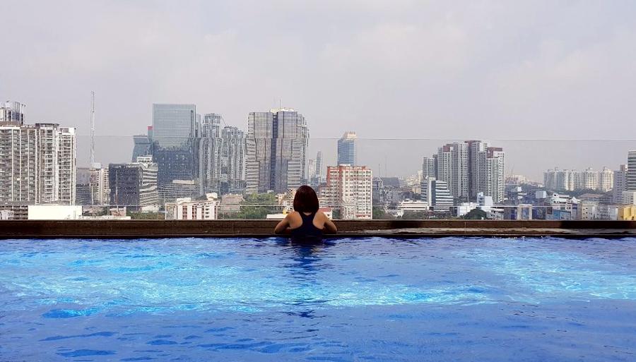 Lancaster Bangkok- один из лучших отелей Бангкока с бассейном на крыше