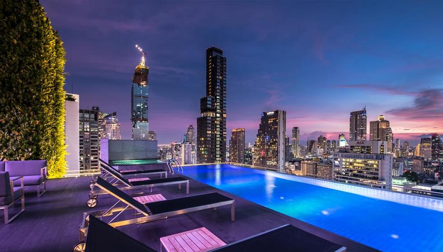 Отель Amara Bangkok
