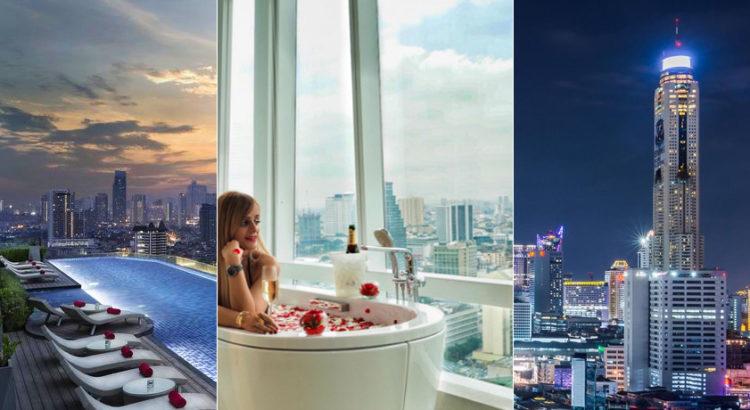 Отели в Бангкоке с бассейном и красивым видом