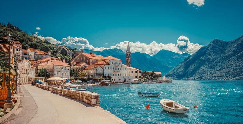 Город Котор в Черногории - это сказка!