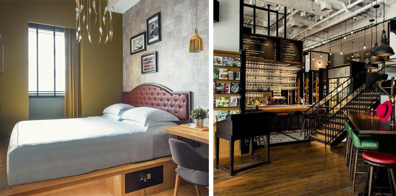 """Недорогой отель """"Hotel G Singapore"""" в центре Сингапура"""