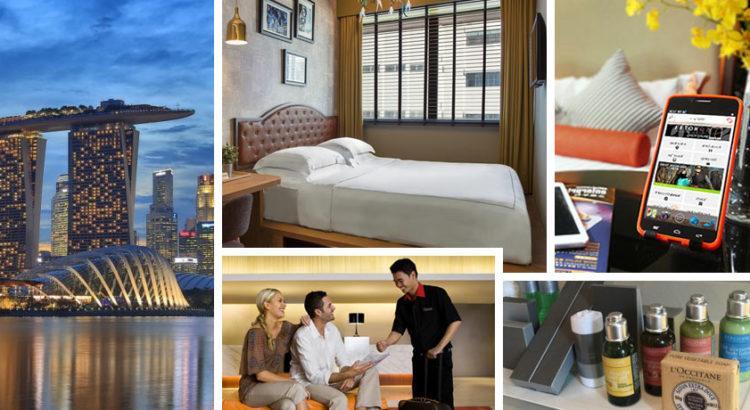 Лучшие недорогие отели Сингапура