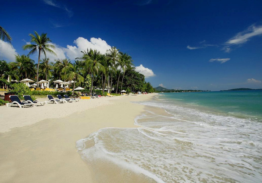 Самуи, отель Centara Grand Beach Resort Samui