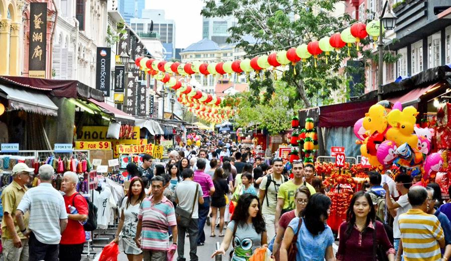 Что посмотреть в Сингапуре: Китайский квартал