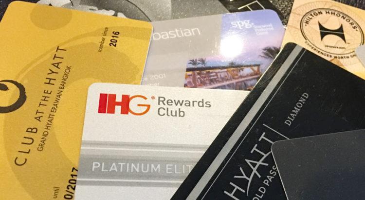 Сетевые отели: статусы, привилегии, бонусы