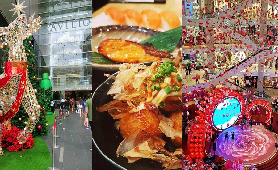 Торговый центр Pavilion в Куала Лумпур