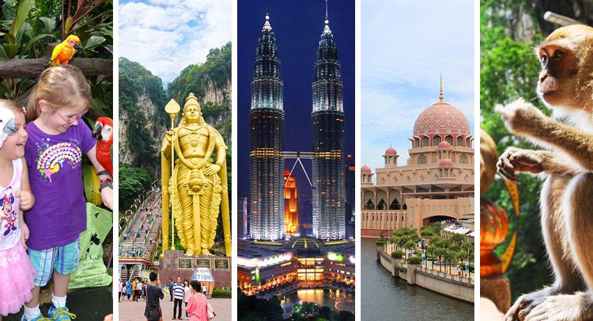 Что посмотреть в Куала Лумпур за день