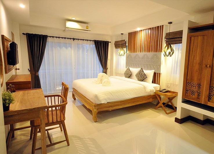"Отель""My Chiangmai Boutique lodge"""