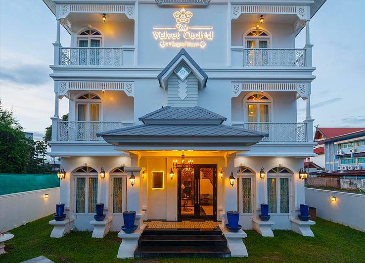 """Красивый отель """"Velvet Orchid"""" в Чиангмае"""