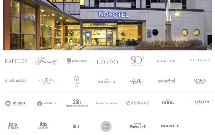 Статусы и привилегии сети отелей AccorHotels