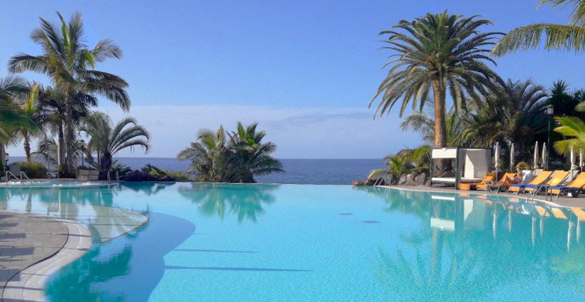 Наш отель на Тенерифе