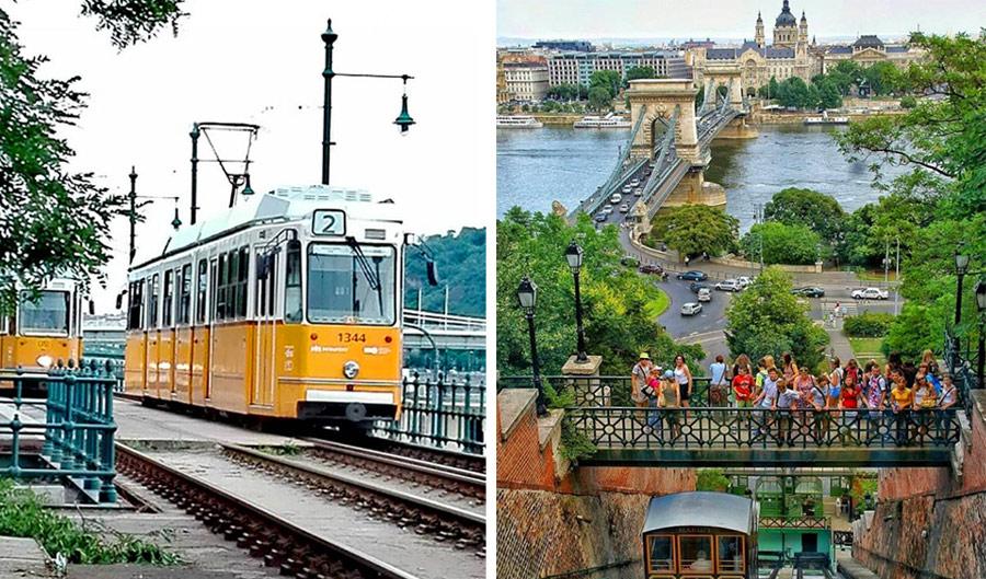 Один из самых дешевых городов Европы - Будапешт